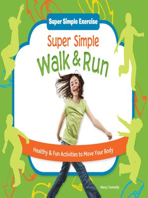 cover image of Super Simple Walk & Run
